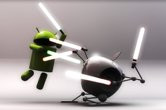 Smartphone Battle
