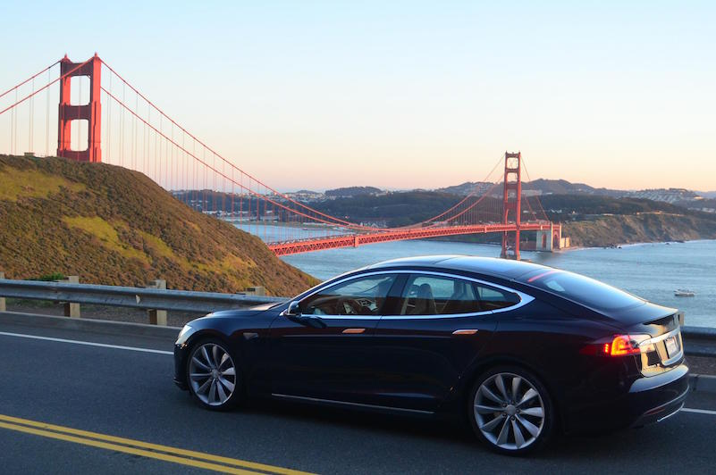 Tesla Golden Gate