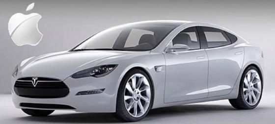 Tesla & Apple