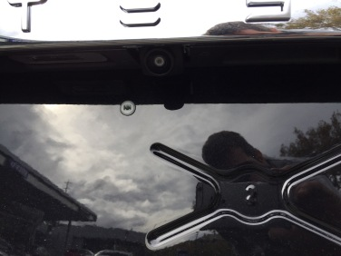 Rearview camera Tesla Model X