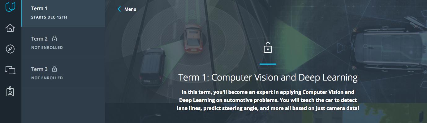 Udacity Nanodegree Course Handbook – The Last Driver License