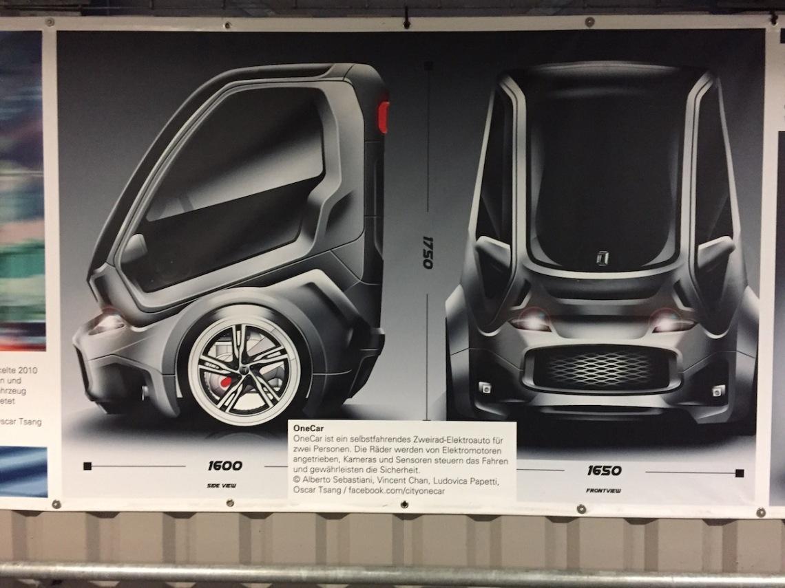 Stuttgart Concepts - OneCar