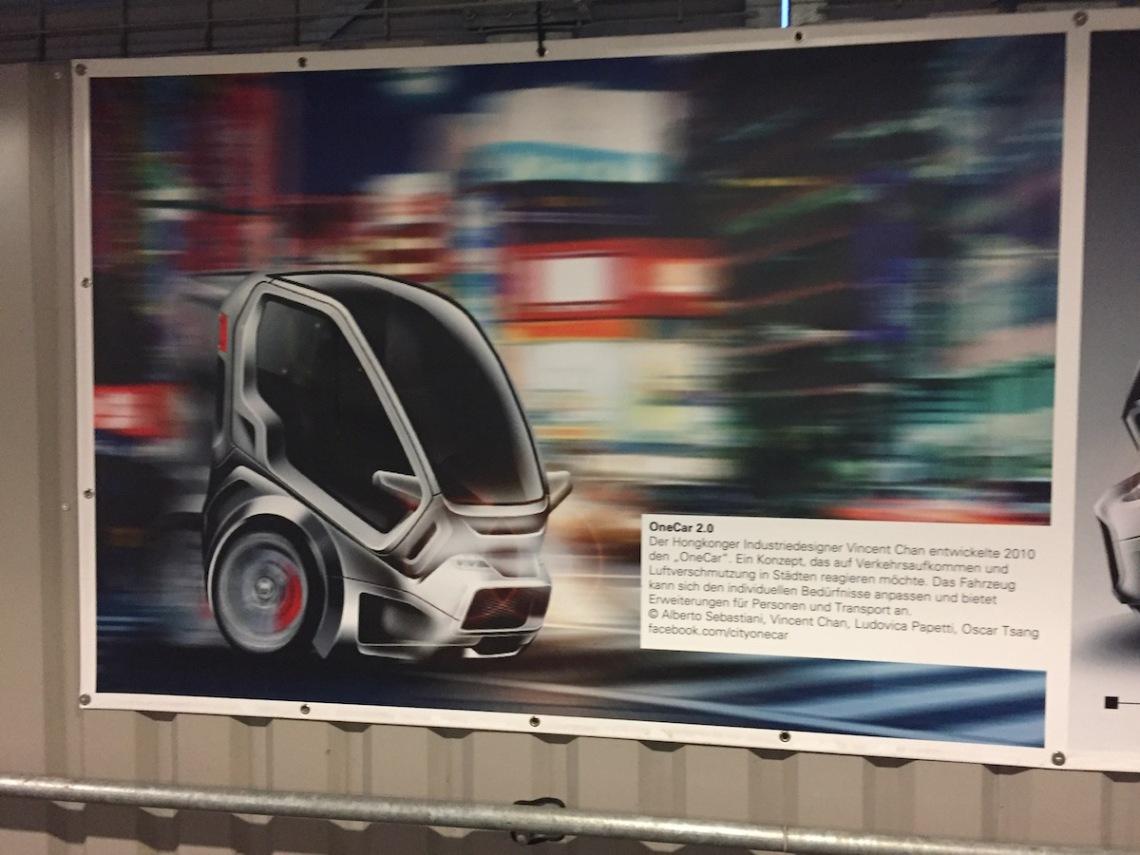 Stuttgart Concepts - OneCar 2.0