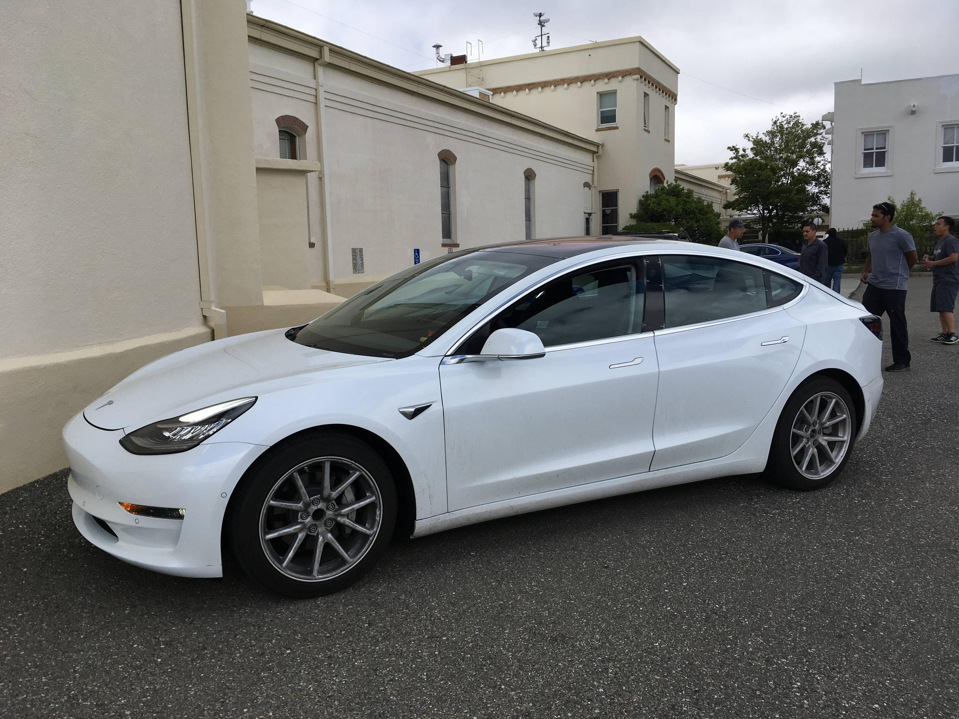 new pictures of model 3 interior gallery the last