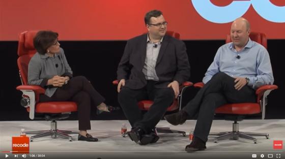 Marc Andreessen & Reid Hoffman