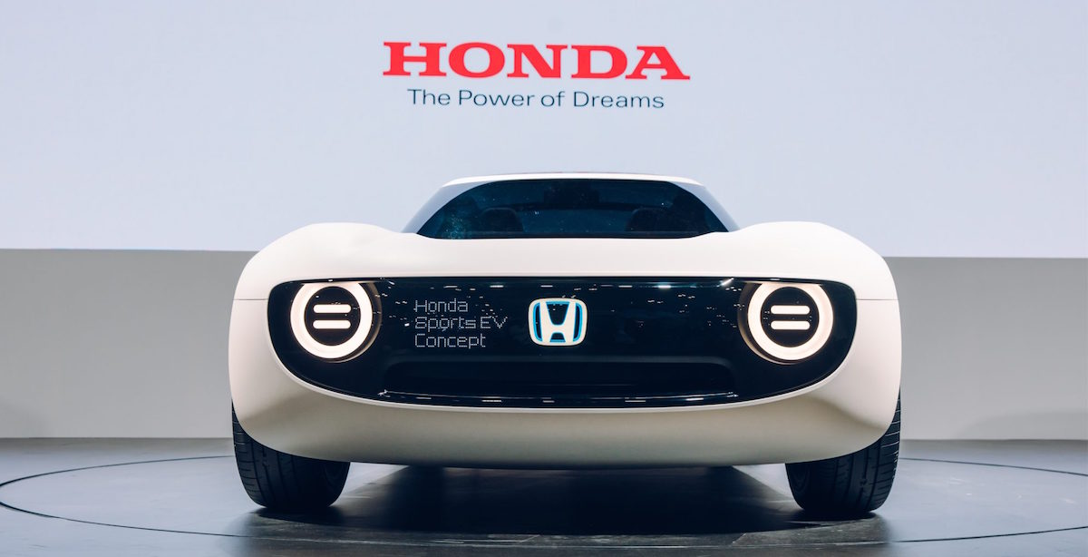 The List Of Announcements Of New Electric Vehicles Keeps Growing, And Now  Honda Is Enriching The List. So Far Most Japanese Car Makers Have Been  Hesitant, ...