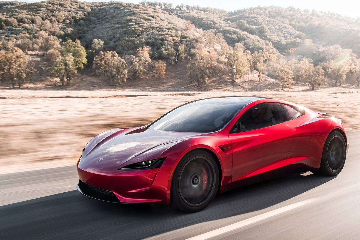 Super Sports Cars Or How Badass Is Teslas Roadster Freaking - Sports cars comparison