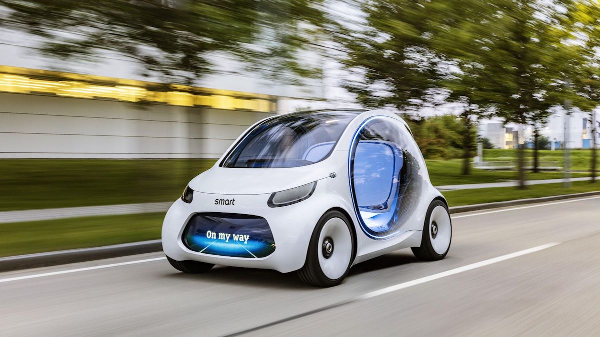 Smart FourTwo: Electric Robotertaxi in Real Life – The Last