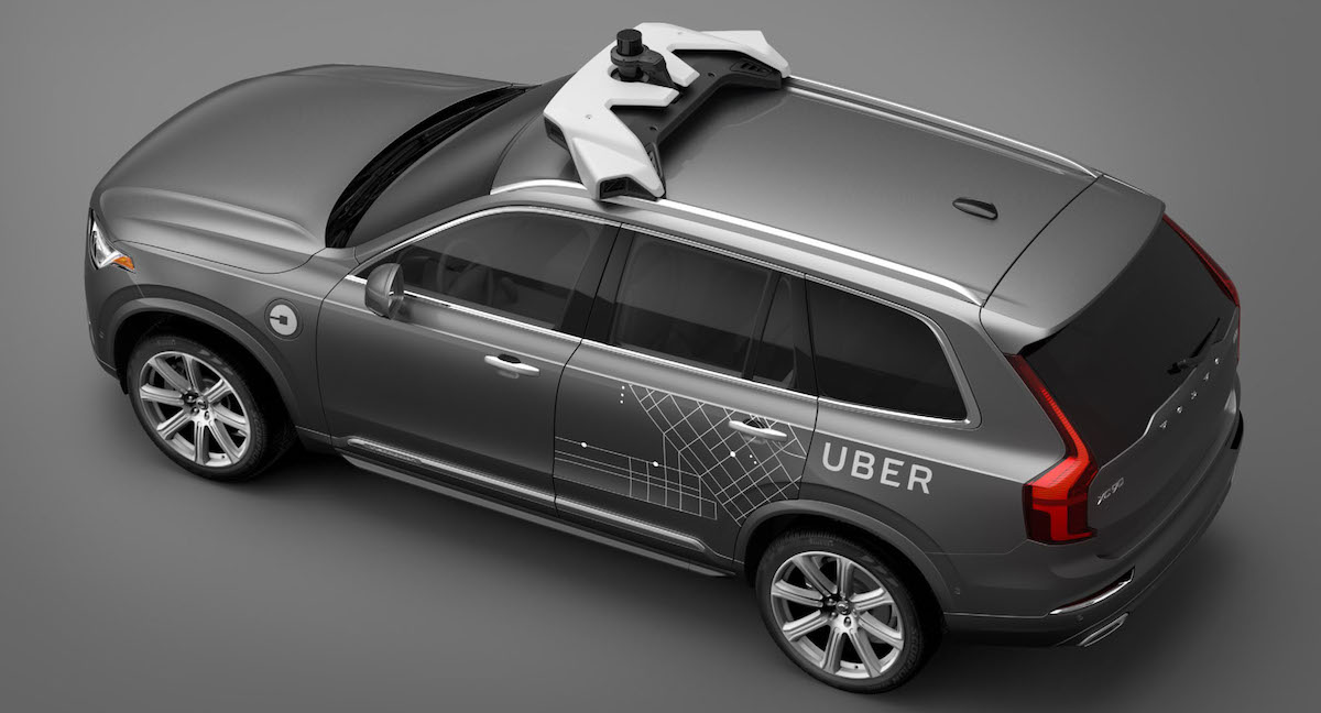 Uber Orders 24,000 Cars From Volvo – The Last Driver License Holder…