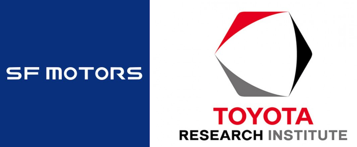 Toyota Research Institute >> Let S Party 50th Company Received California Self Driving