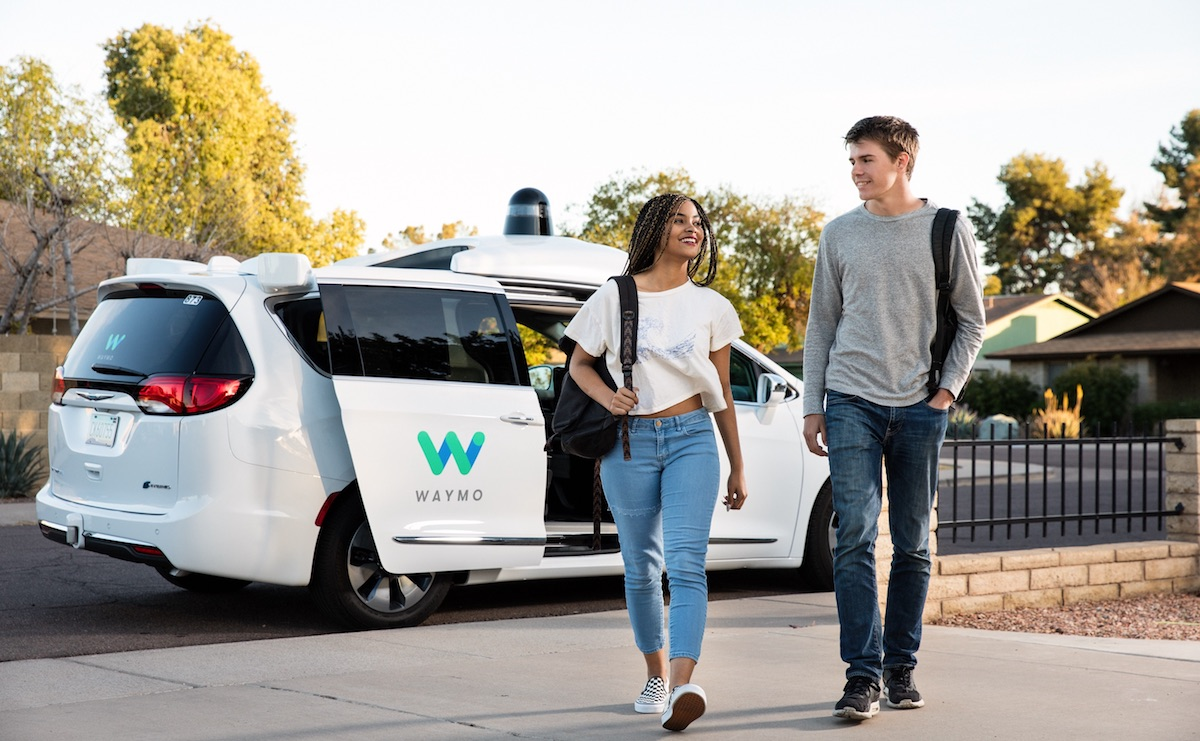 Is Waymo's Robotaxi Service Launch Imminent? – The Last