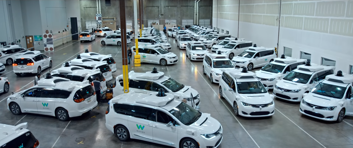 Waymo One: World's First Robotaxi-Service Officially