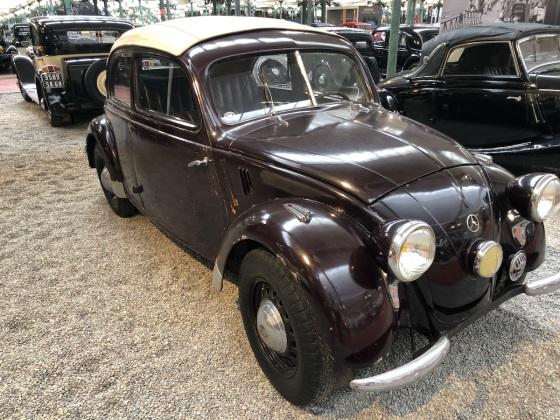 Mercedes Type 170 H - 1937